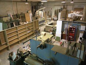 taller donde fabricamos