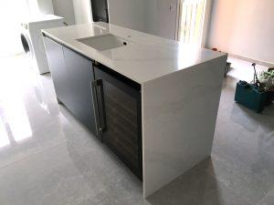 cocina cubierta