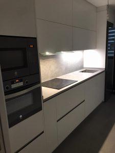 luz de la cocina
